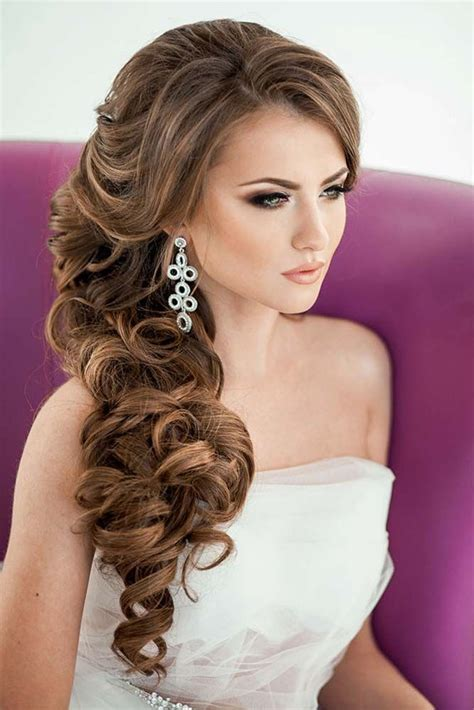 bridal hairstyles   amazingly special