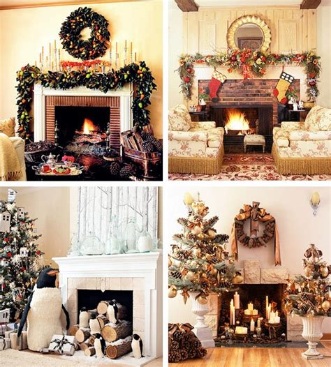 ideas for mantel decorations mantel christmas decorating ideas