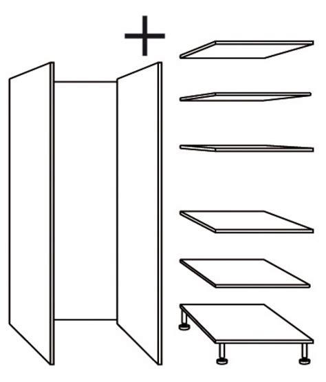balitrand cuisine élément armoire rangement h totale 208 4 cm profondeur 32