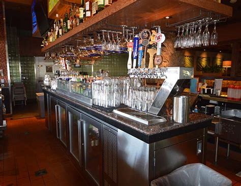 Commercial Bar by Restaurant Granite Countertops Orlando Adp Surfaces