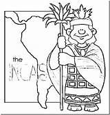 Incas Colorear Dibujos Inca Imperio Dibujar Dibujo Manualidades Incaico Cultura Imagui Imagenes Pintar Infantiles Inkas Imprimir Peru Pe Guardado Desde sketch template