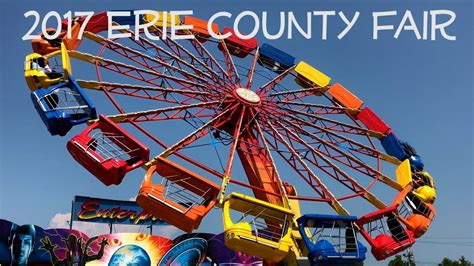 2017 Erie County Fair (hamburg, Ny) Youtube