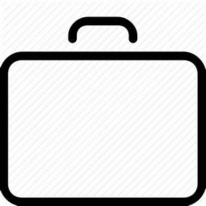 Image Gallery suitcase icon