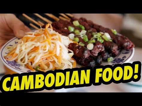 cuisine khmer cambodian food khmer cusine fung bros food the