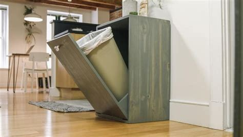 How to Make a Hidden Trash Can Cabinet   DanMade: Watch