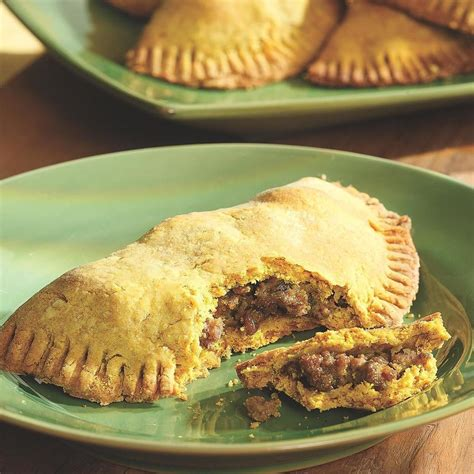 jamaican beef patty jamaican beef patties recipe eatingwell