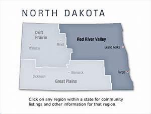 Red River Valley - North Dakota: New Home Communities ...