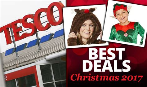 tesco uk best christmas gifts deals and discounts life