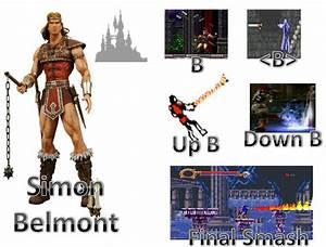 Simon Belmont CONFIRMED PLAYABLE For Super Smash Bros
