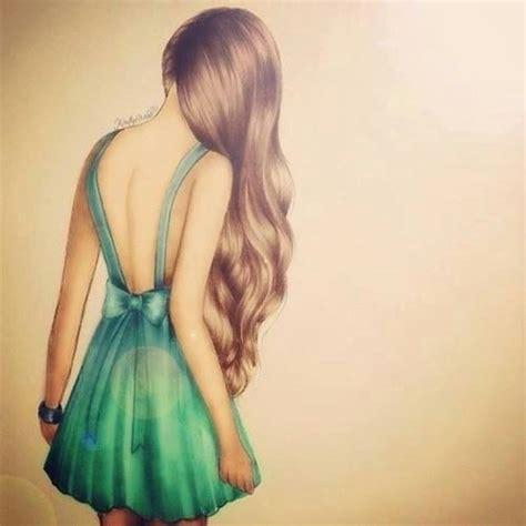 Girl Hair Drawing Debby Arts Challebrown S Blog