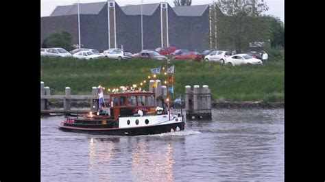 Sleepboot Dagen Nijkerk by Sleepboot Dagen 2012 107 Avi Youtube