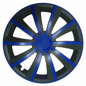 Radkappen 16 Zoll : radkappen gral blau schwarz 16 zoll radzierblenden set ~ Kayakingforconservation.com Haus und Dekorationen