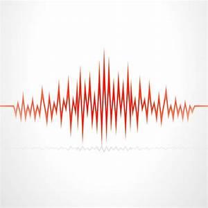 Audio Wave Vector | ExtraVectors.com | Free Vectors ...