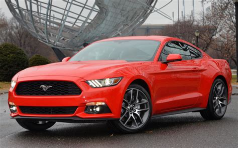 Ford Mustang (2015) Wallpapers And Hd Images