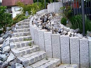 Treppen Im Garten : mauern st tzw nde und treppen in der gartengestaltung ~ A.2002-acura-tl-radio.info Haus und Dekorationen