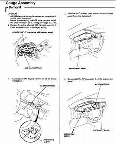 95 Civic Gauge Wiring Diagram