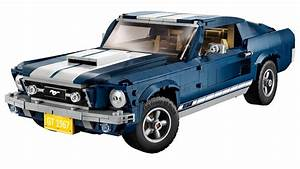 Classic Ford Mustang lives again… in Lego form | Motoring Research