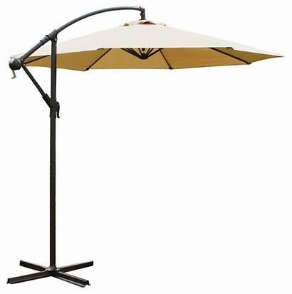Outdoor Modern Umbrellas Umbrella Pole Leaning Arch