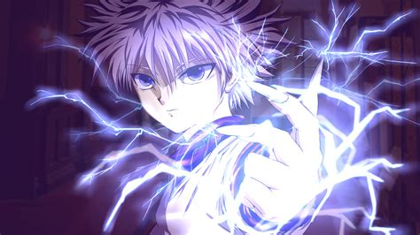 Anime Lightning Wallpaper - x hd wallpaper and background image