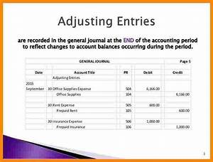 5  Prepaid Insurance Journal Entry