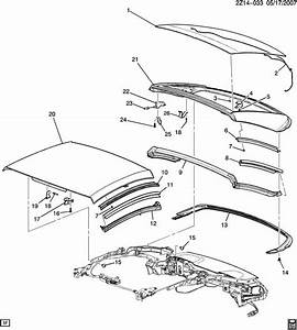 pontiac g6 glove box diagram pontiac free engine image With pontiac g6 convertible top parts on wiring diagram for 2008 g6
