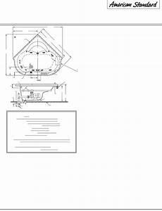 American Standard Hot Tub 6060e Series User Guide