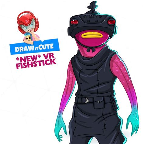 draw  vr fishstick fortnite season  draw