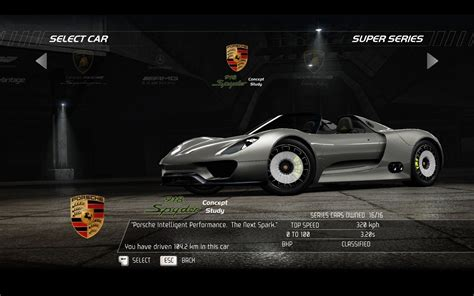 speed chions porsche 918 spyder video games cars vehicles porsche 918 porsche 918 spyder