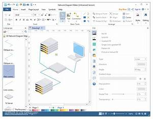 Network Diagram Maker Download  2019 Latest  For Windows