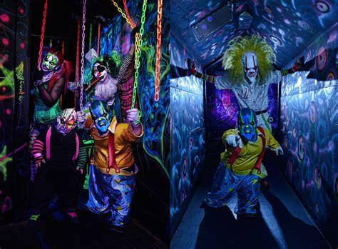 haunted houses  freakier  vegas las vegas blogs