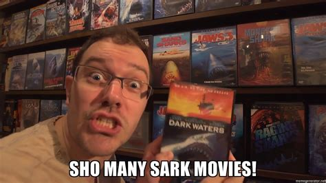 Sho Many Sark Movies The Angry Video Game Nerd Know