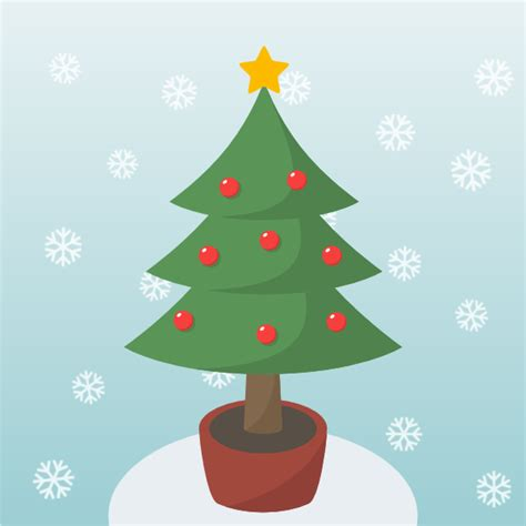 easy holiday drawing tutorials  inkscape inkscape