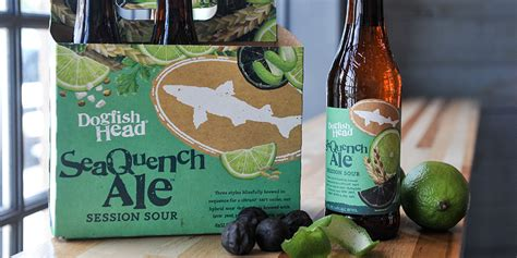 session sour seaquench ale  finally  dogfish head craft brewed ales
