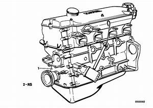 Original Parts For E21 318i M10 Sedan    Engine   Short