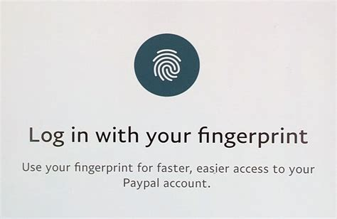 android fingerprint paypal adds support for android s fingerprint api