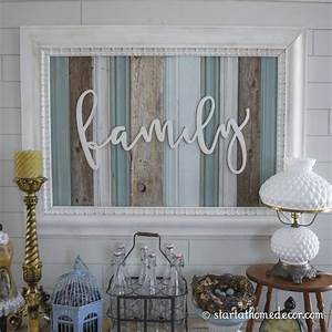 Reclaimed, Wood, Signs