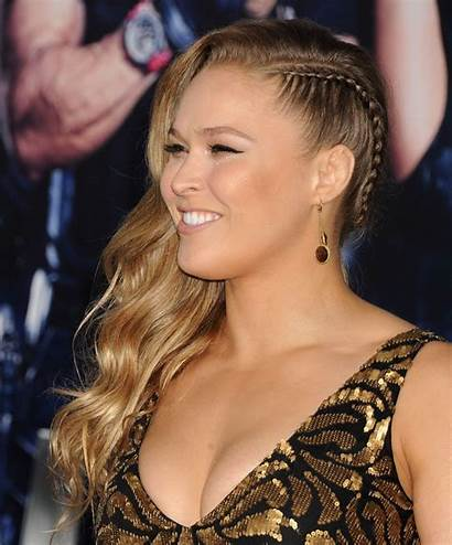 Rousey Ronda Expendables Premiere Hollywood Actress Hawtcelebs