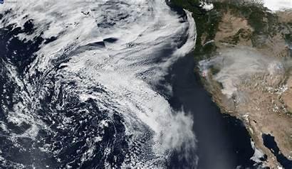Nasa Smoke Washington Into Smothering Wildfire Satellite