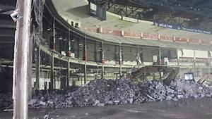 PHOTOS: A look inside Joe Louis Arena as crews demolish ...