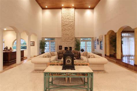 25+ Square Living Room Designs, Decorating Ideas Design