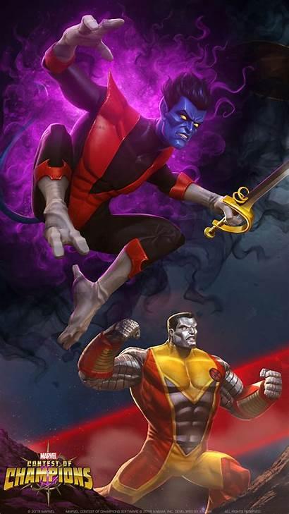 Nightcrawler Mcoc Cr Marvel Champions Contest Bamf