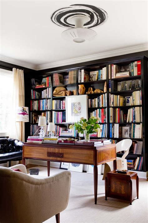 home office and library ideas 28 dreamy home offices with libraries for creative inspiration
