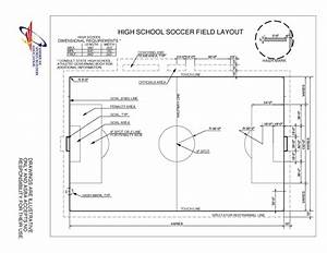 High School Soccer Field Dimensions