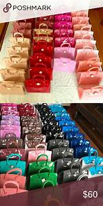 Jelly, Bean, Bag, Brand, New, Spring, Summer