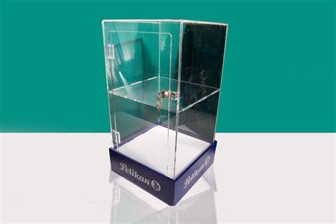 vetrinetta da banco vetrinetta da banco in plexiglass serbelloni melegnano