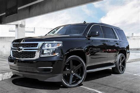 black chevy tahoe  cocoa interior  tahoe ltz black    cars reviews