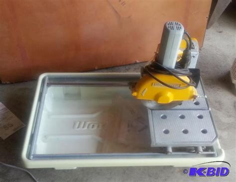 Workforce Tile Cutter Thd550 by Workforce Thd550 Workforce 7 In Tile Saw A