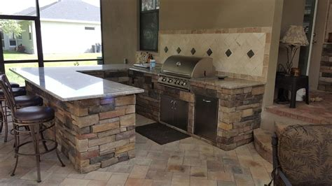 backsplash creative outdoor kitchens  florida