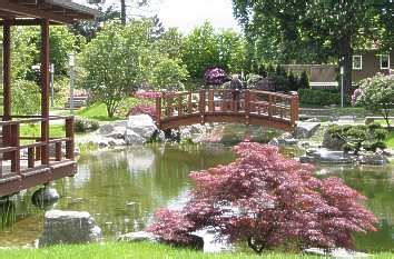 Japanischer Garten Thüringen by Quermania Japanischer Garten In Bad Langensalza