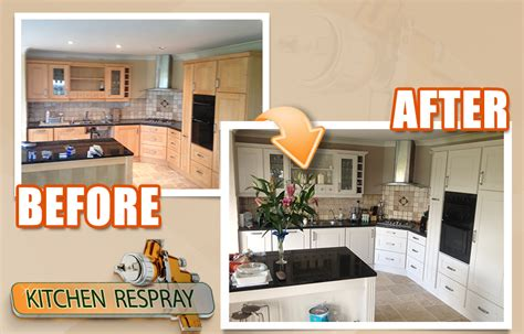 complete     kitchen kitchen respray dublin